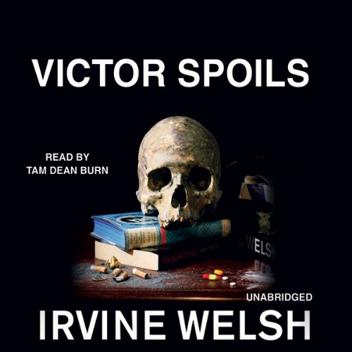 Victor Spoils audiobook cover art