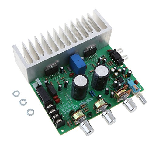 Best Deals! Almencla DA7294 100W Dual Channel High Power Audio Amplifier Board Stereo Modules New