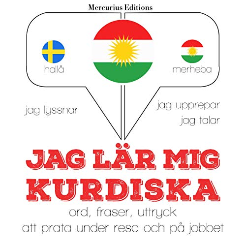 Jag lär mig kurdiska cover art