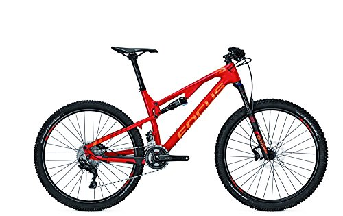 Mountainbike Focus Spine C Pro 22G Deore XT 27,5