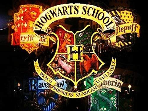 5D Diy Punto De Cruz De Diamante Icono De Harry Potter Bordado De Diamantes Diamante Mosaico Decoración Para El Hogar Costura