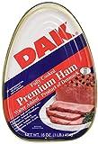 Dak, Premium Ham, 16oz Can (Pack of 3)