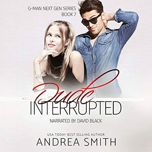 Dude Interrupted audiobook cover art
