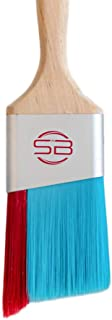 Stinger Brush - Professional Paint Brush with Fill-A-Blend Technology, Angle Brush for Cutting in, Edges, Trim, and Walls...