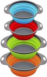 colino da t/è in silicone creativo nuovo gesto colino da t/è in silicone senza BPA utilizzato per t/è sfuso e spezie 2 pezzi di colino da t/è in silicone