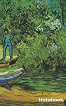 """Notebook: Vincent Van Gogh Notebook Journal To Write In 5x8"""" 50 Lined Pages -  Cool Artist Gifts"""