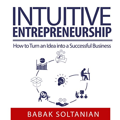 Intuitive Entrepreneurship: How to Turn an Idea into a Successful Business audiobook cover art
