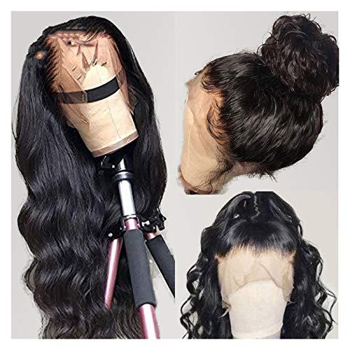 Wig-Kappe 360 Spitze Frontal Perücke Welle Wig 13x4 Spitze Frontal Human Perücke, Weibliche MSToxic Remy Hair 4x4 Geschlossene Perücke Blonde Perücken