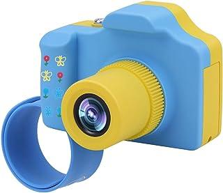 Candicely Cámara Digital para Niños Pequeño SLR Multifuncional acción de la cámara de vídeo Digital videocámara 2 Colores con 16 Millones de píxeles de Edad 3-10 años Niños Regalo de Cumpleaño