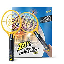 Zap-It! Electric Mosquito Racket: photo