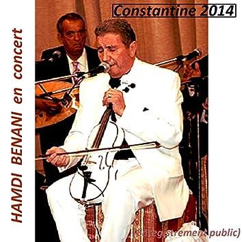 Concert à Constantine