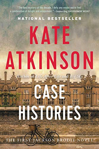Case Histories: A Novel (Jackson Brodie Book 1) (English Edition)