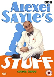 Alexei Sayle's Stuff - Series Three