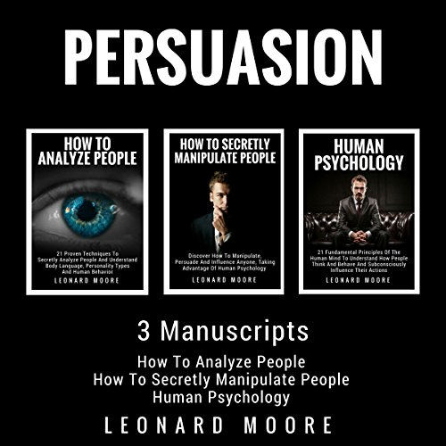 Persuasion: 3 Manuscripts audiobook cover art