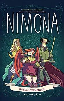 Nimona  Historias Graficas   Spanish Edition