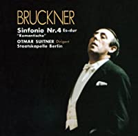 Suitner & Staatskapelle Berlin - Bruckner: Symphony No.4 [Japan CD] KICC-3533 by Suitner & Staatskapelle Berlin (2010-10-06)
