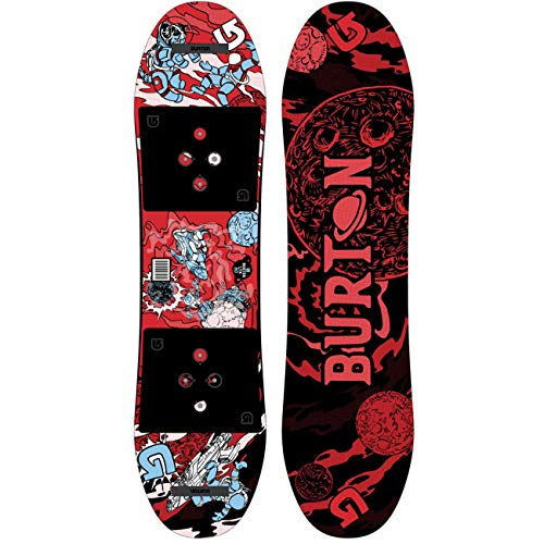 Burton Kinder Freestyle Snowboard Ltr 80 2018 Boys
