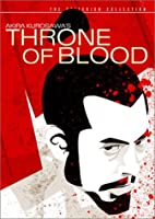 Throne of Blood (Kumonosu-jo) - Criterion Collection [Import USA Zone 1]
