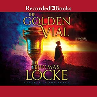 The Golden Vial audiobook cover art