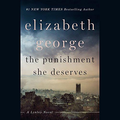 The Punishment She Deserves cover art