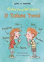 Celery and Winston: It Takes Two! (Jump-Into-Chapters)