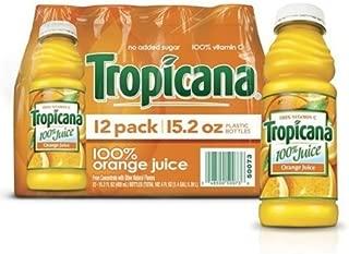 Tropicana Orange Juice - 12/15.2 oz. bottles by Tropicana