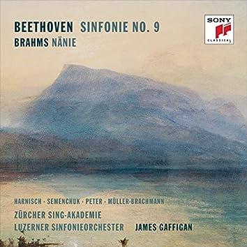 Beethoven: Symphony No. 9 & Brahms: Nänie
