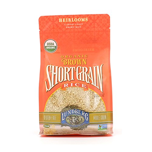 Lundberg Organic Short Grain Brown Rice  2 lbs