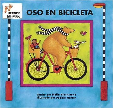 Oso En Bicicleta (Bear) (Spanish Edition)