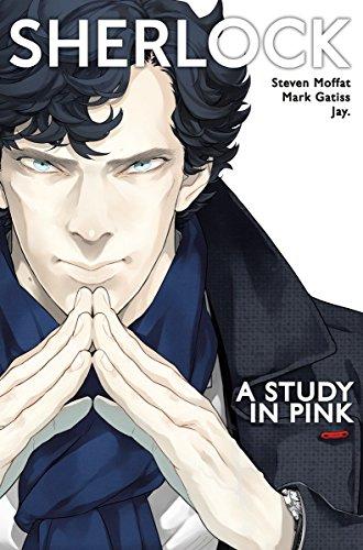 Sherlock: A Study in Pink [Lingua Inglese]