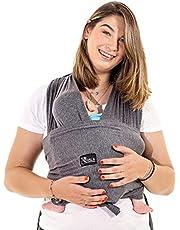 Nosidełko dla dziecka Łatwe w noszeniu (łatwe w zakładaniu), regulowane Unisex