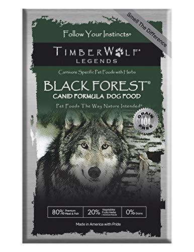 Timberwolf Organics Black Forest Legends