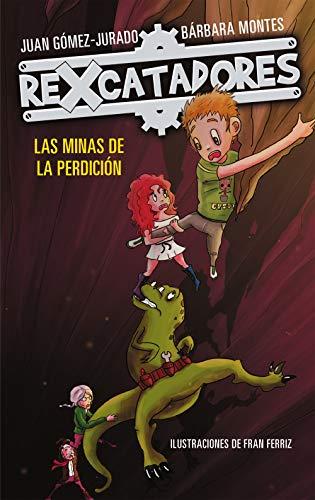 Los Rexcatadores 01 a 04 - Juan Gómez-Jurado & Bárbara Montes 51HWExXncsL