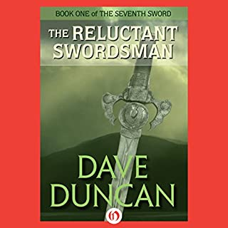 The Reluctant Swordsman cover art