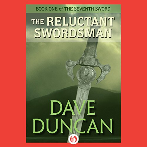 The Reluctant Swordsman audiobook cover art