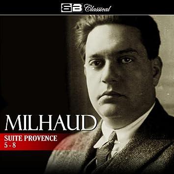 Milhaud: Suite Provence 5-8