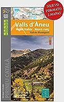 Valls d'Aneu 1:25 000