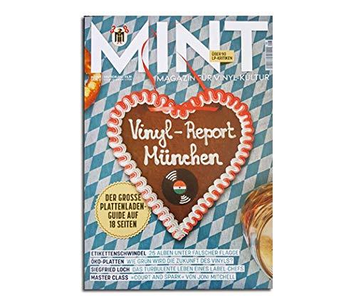 Mint Magazin - Vinyl-Kultur No 38 von Protected