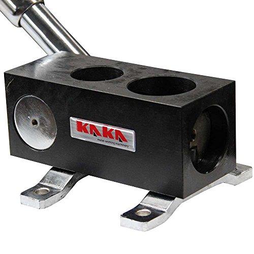 Kaka Industrial RA Manual Tube Notcher, High Precision Tubing Notcher (RA-3)