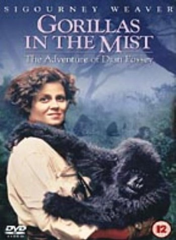Gorillas In The Mist [Import anglais]