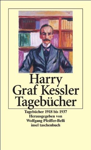 Tagebücher 1918–1937 (insel taschenbuch)