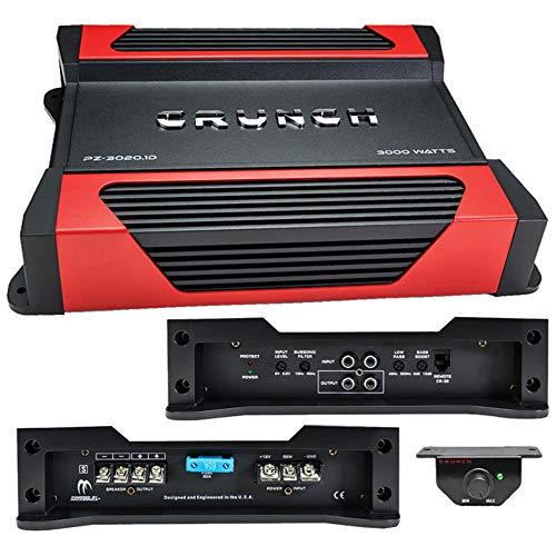 POWERZONE Subwoofer Class D Monoblock Amp (3,000 Watts)