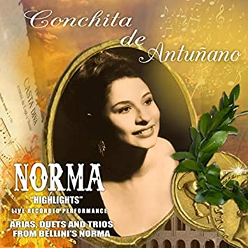 Norma (Highlights) [Live]