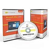 Microsoft® Office 2019 Standard DVD mit original Lizenz – Papiere & Lizenzunterlagen inklusive Lizenzrecht und Lizenzschlüssel – S2-Software in allen Sprachen 32 & 64bit