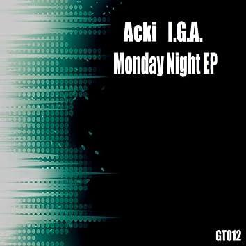 Monday Night EP
