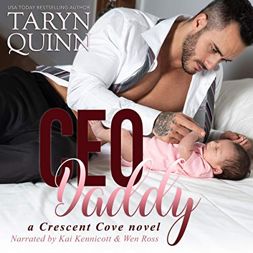CEO Daddy audiobook cover art