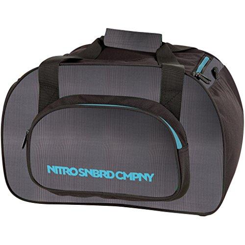Nitro Sporttasche Duffle Bag XS, Schulsporttasche, Reisetasche, Weekender, Fitnesstasche, 40 x 23 x 23 cm, 35 L, 1131-878019_ Blur