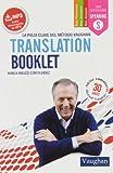 Translation Booklet: Habla inglés con fluidez