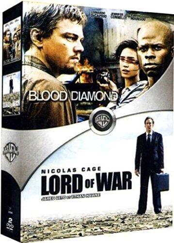 Blood Diamond + Lord of War