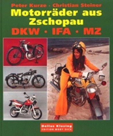Motorräder aus Zschopau